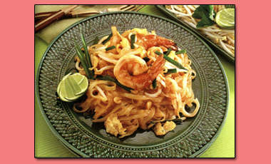 Our Delicious Pad Thai